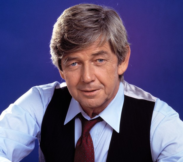 Ralph Waite pictured for 1980s TV series The Mississippi