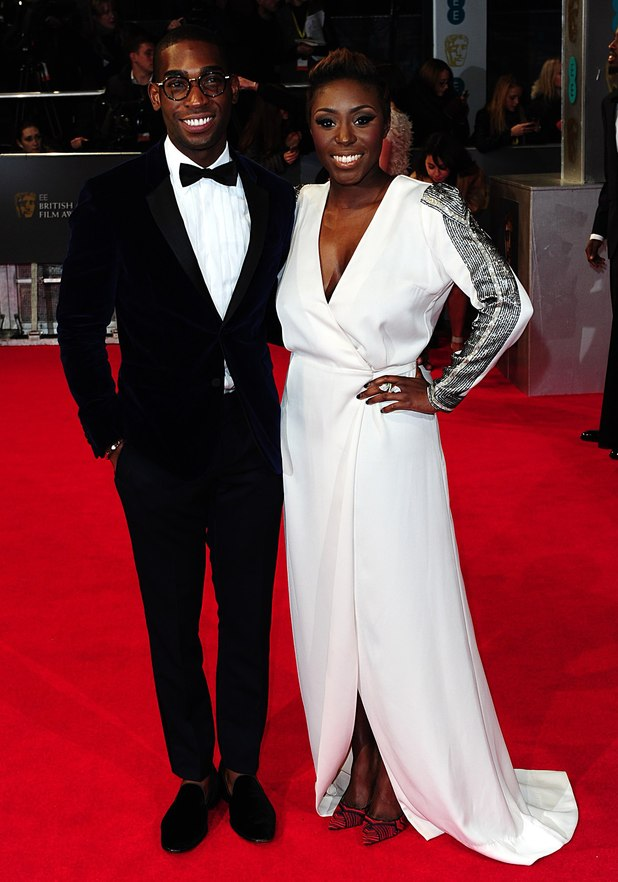Tinie Tempah and Laura Mvula
