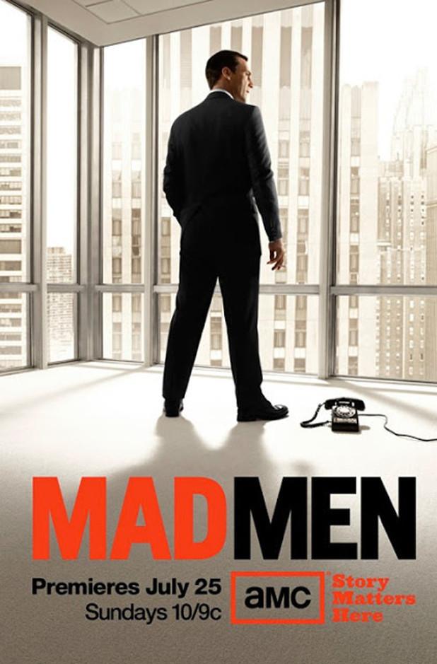 Mad Men 2010 poster