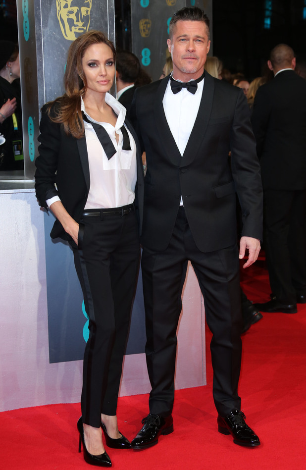 BAFTAS 2014: Red carpet