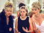 Sabrina stars reunite on Melissa & Joey