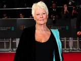 Dame Judi Dench , BAFTA 2014, Red Carpet