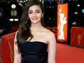 Alia Bhatt says she's overwhelmed at the reaction to her performance in the film.