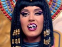 The singer will play Katy Patra in the ancient Egypt-themed clip.