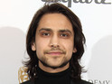 Luke Pasqualino speaks to Digital Spy at the EE and Esquire pre-BAFTA party.