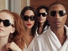 Pharrell Williams scores first UK No.1 album with G I R L