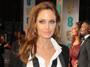 EE British Academy Film Awards, Arrivals, Royal Opera House, London, Britain - 16 Feb 2014 Angelina Jolie 16 Feb 2014