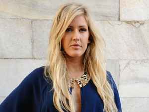 Ellie Goulding attends Milan Fashion Week  - Roberto Cavalli
