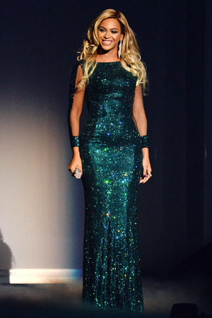 The Brit Awards, Show, O2 Arena, London, Britain - 19 Feb 2014 Beyoncé Knowles 19 Feb 2014