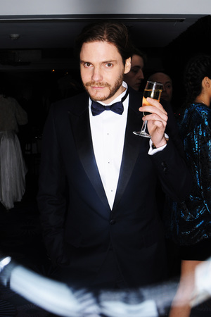 EE British Academy Film Awards, Selfie Booth, Royal Opera House, London, Britain - 16 Feb 2014 Daniel Brühl