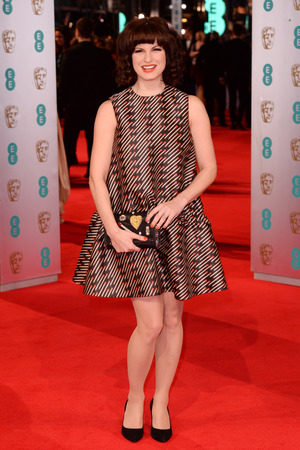 EE British Academy Film Awards, Arrivals, Royal Opera House, London, Britain - 16 Feb 2014 Jemima Rooper