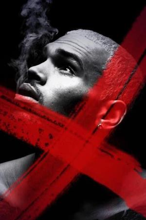 Chris Brown 'X' Artwork