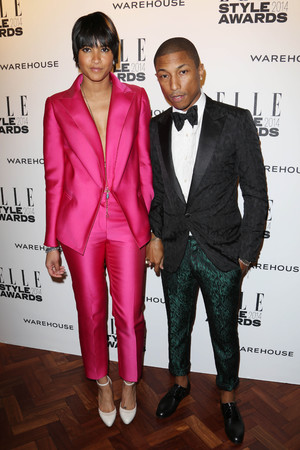 Elle Style Awards, London, Britain - 18 Feb 2014 REX/Matt Baron/BEIElle Style Awards, London, Britain - 18 Feb 2014Pharrell Williams 18 Feb 2014