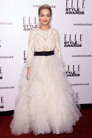 Elle Style Awards, London, Britain - 18 Feb 2014 Rita Ora