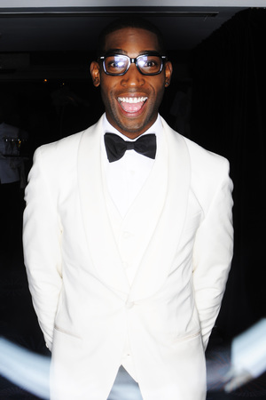 EE British Academy Film Awards, Selfie Booth, Royal Opera House, London, Britain - 16 Feb 2014 Tinie Tempah