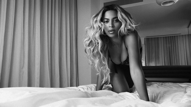 Beyoncé press shot