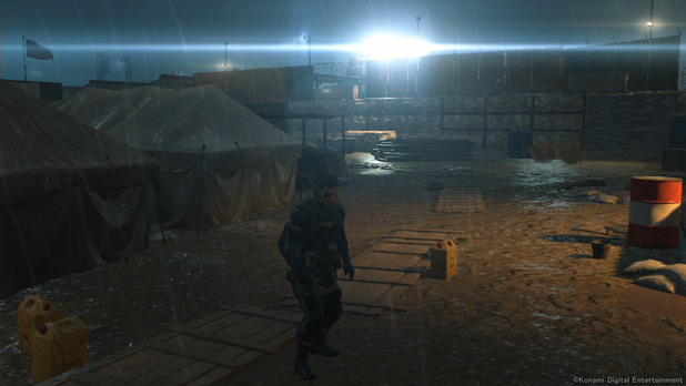 Metal Gear Solid 5: Ground Zeroes on Xbox 360