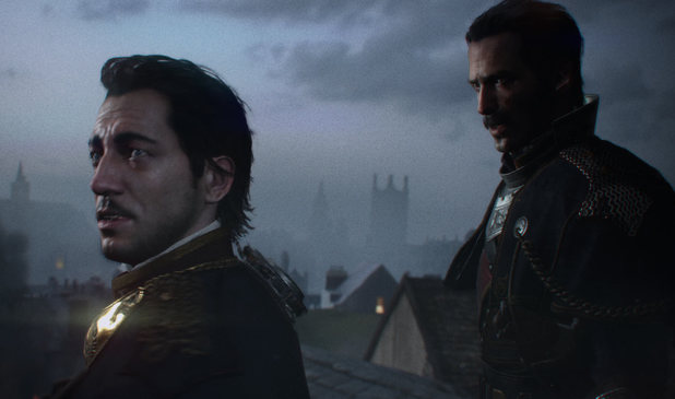 First in-game look at The Order: 1886 on PS4