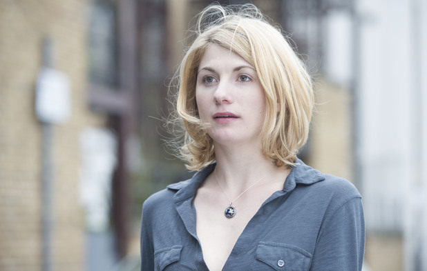 Jodie Whittaker as Trish in The Smoke episode 1