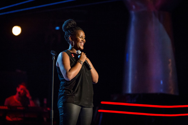 Nomakhosi Nkosi auditions for The Voice