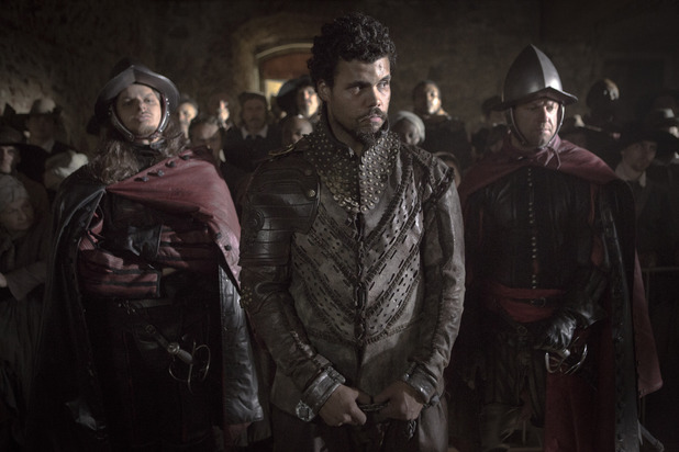 'The Musketeers' episode 5 'The Homecoming'