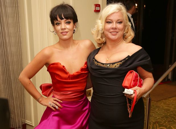 EE British Academy Film Awards, Dinner and After Party Arrivals, Grosvenor House, London, Britain - 16 Feb 2014 Lily Allen, Alison Owen