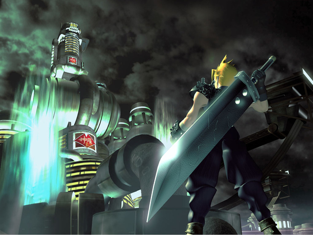 Final Fantasy 7 screenshot