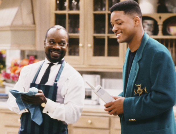 Joseph Marcell as Geoffrey the Butler in The Fresh Prince of Bel-Air
