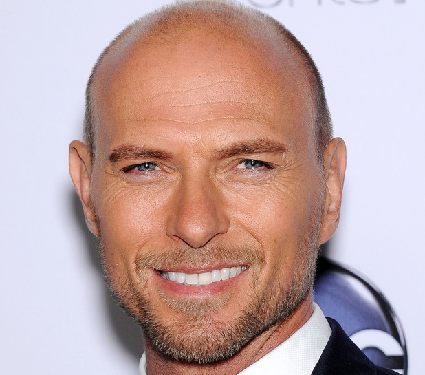 Red Widow Party, Los Angeles, America - 26 Feb 2013 Luke Goss