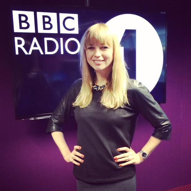 Sara Cox on her last day at Radio 1