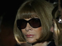 See Anna Wintour scream in ice challenge