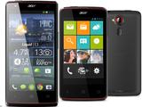 Acer's new Liquid range of smartphones