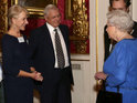 Buckingham Palace invites Helen Mirren, Steve McQueen, Richard E Grant and more.