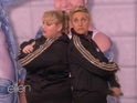 The comedians perform the skit together on The Ellen DeGeneres Show.