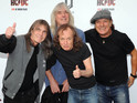 Brian Johnson hints that AC/DC could be back on the road this year.
