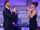 Watch Gary Barlow perform songs from Finding Neverland musical
