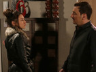 Coronation Street: 7.7m watch Tina, Peter row on Friday