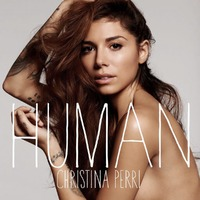 Christina Perri 'Human' artwork