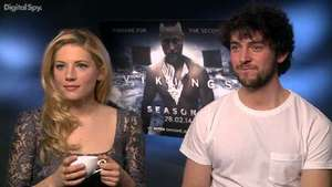 'Vikings' creator and stars on season 2