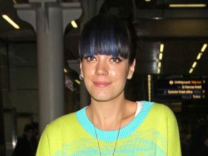 Lily Allen out and about in London