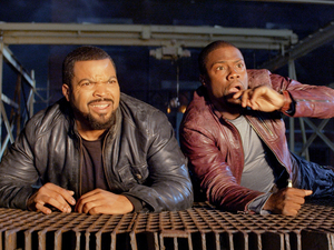 Ice Cube, Kevin Hart in Ride Along