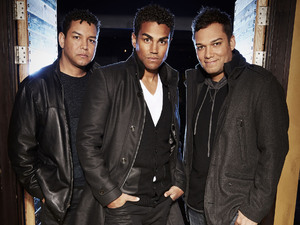 3T together for The Big Reunion