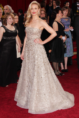 82nd Annual Academy Awards, Arrivals, Los Angeles, America - 07 Mar 2010 Cameron Diaz