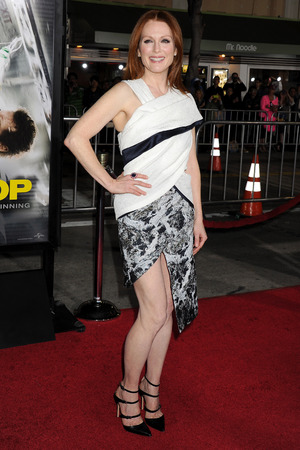 'Non-Stop' film premiere, Los Angeles, America - 24 Feb 2014 Julianne Moore