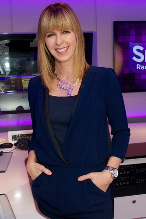 Kate Garraway for Smooth Radio