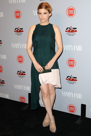 Vanity Fair Celebrates Young Hollywood, Los Angeles, America - 25 Feb 2014 Kate Mara