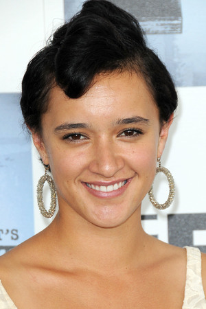 24th Annual Film Independent's Spirit Awards, Arrivals, Santa Monica, Los Angeles, America - 21 Feb 2009 Keisha Castle-Hughes