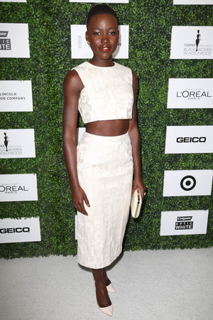 2014 Essence Black Women in Hollywood Luncheon, Los Angeles, America - 27 Feb 2014 Lupita Nyong'o