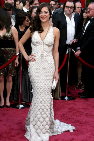 80th Annual Academy Awards Arrivals, Los Angeles, America - 24 Feb 2008 Marion Cotillard 24 Feb 2008