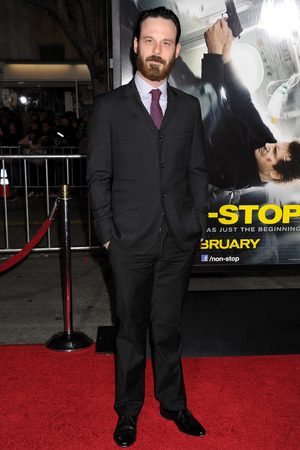 'Non-Stop' film premiere, Los Angeles, America - 24 Feb 2014 Scoot McNairy